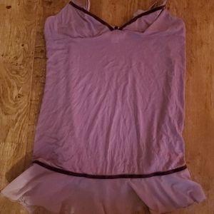 Victoria's secret lingerie top